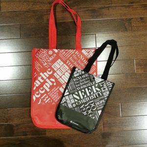 Brand New Lululemon Reusable Bags